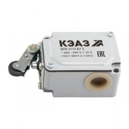Выключатель путевой ВПК 2112Б У2 КЭАЗ