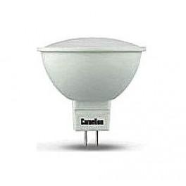 Лампа светодиодная LED7 JCDR/830/GU5.3 7Вт 220В 3000К Camelion
