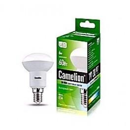 Лампа светодиодная LED6 R50/830/E14 6Вт 220В Camelion