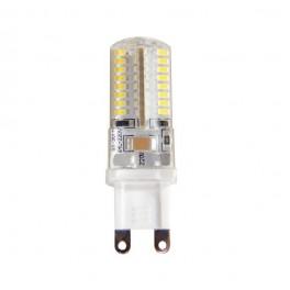 Лампа светодиодная PLED-G9 7Вт 2700К 400лм G9 220-230В/50Гц JazzWay