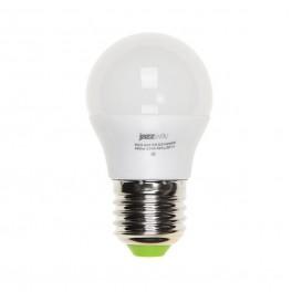 Лампа светодиодная PLED-ECO-G45 5Вт E27 3000К 400лм 230В/50Гц JazzWay