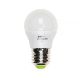 Лампа светодиодная PLED-ECO-G45 5Вт E27 4000К 400лм 230В/50Гц JazzWay