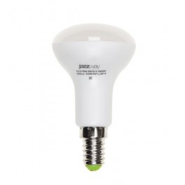 Лампа светодиодная PLED-ECO-R50 5Вт E14 3000К 400лм 230В/50Гц JazzWay