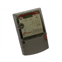Счетчик NP 73E.1-11-1 (аналог 73L.1-8-1) FSK (100 бит/с) 43.49кГц 3ф 5-80А 0.5S/1.0 класс точн.; многотариф.; PLC оптопо