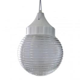 "Светильник НСП 03-60-001 ""Кольца"" d150 IP53 корпус пластик бел. Элетех"