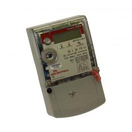Счетчик NP 71E.1-10-1 1ф 5-80А 220В 1.0/2.0 класс.точн. многотариф. PLC; оптопорт; универс. креп. ЖКИ с подсветкой Моск.