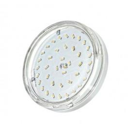 Лампа светодиодная PLED-ECO-GX53 6Вт 3000К CLEAR 510лм JazzWay