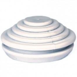 Ввод кабельный для труб d20 IP55 серый ДКС