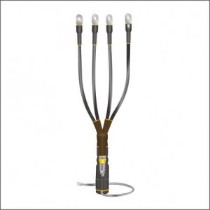 Муфта кабельная концевая внутр. установки 1кВ КВТп 4х(16-25мм) без наконеч. Нева-Транс