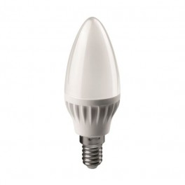 Лампа светодиодная 71 628 OLL-C37-6-230-2.7K-E14-FR ОНЛАЙТ