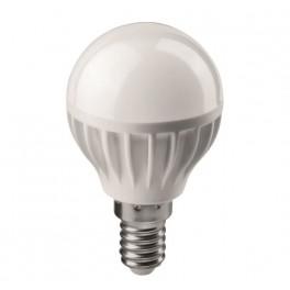 Лампа светодиодная 71 643 OLL-G45-6-230-2.7K-E14 ОНЛАЙТ