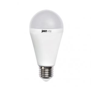 Лампа светодиодная PLED-SP A65 18Вт 5000К E27 230В/50Гц JazzWay 4897062853561/4895205006218