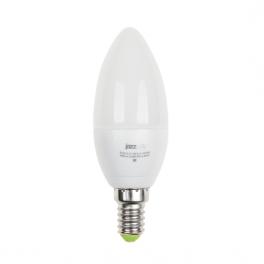 Лампа светодиодная PLED-ECO-C37 5Вт E27 4000К 400лм 230В/50Гц JazzWay