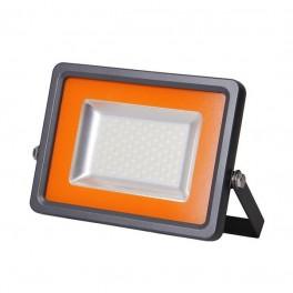 Прожектор светодиод. PFL-S2-SMD-100w IP65 мат. стекло JazzWay