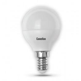 Лампа светодиодная LED5-G45/845/E14 5Вт 220В Camelion