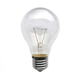 Лампа накаливания Б 125-135В 60Вт E27 манж. упак. (100) Искра Львов