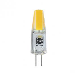 Лампа светодиодная PLED-G4 COB 3Вт 3000К 240лм 220В JazzWay