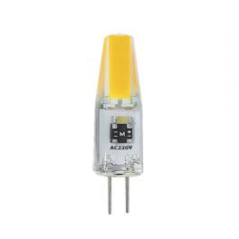 Лампа светодиодная PLED-G4 COB 3Вт 5500К 240лм 220В JazzWay
