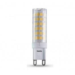 Лампа светодиодная LED6-G9/845/G9 6Вт 220В блист. Camelion