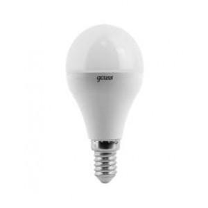 Лампа светодиодная LED Globe 6.5Вт E14 2700К Gauss