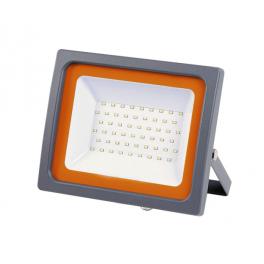 Прожектор светодиодный PFL-SC-SMD-100Вт 6500К IP65 (матовое стекло) JazzWay