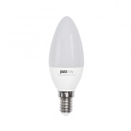 Лампа светодиодная PLED-SP C37 9Вт E14 3000К 820лм 230В/50гц JazzWay