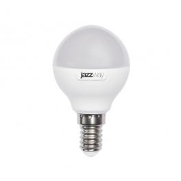 Лампа светодиодная PLED-SP G45 9Вт E14 3000К 820лм 230В/50гц JazzWay