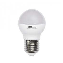 Лампа светодиодная PLED-SP G45 9Вт E27 3000К 820лм 230В/50гц JazzWay