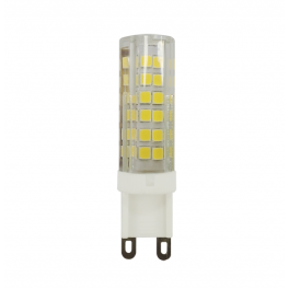 Лампа светодиодная PLED G9 9Вт 2700К 590лм 175-240В/50Гц JazzWay