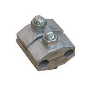 Зажим плашечный ПА-2-2А (2-х болт.) Электрофарфор