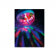 Дисколампа светодиодная с MP3 КОСМОС