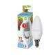 Лампа светодиодная LED-свеча-standard 7.5Вт 160-260В E14 4000К 675лм ASD