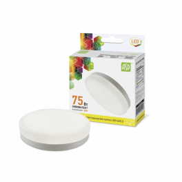 Лампа светодиодная LED-GX53-standard 8Вт 160-260В 3000К 720лм ASD
