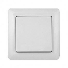 Выключатель 1-кл. СП Хит 6А бел. SchE ВС16-133-Б (ВС16-133-б)