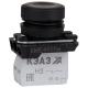 Кнопка управления КМЕ4111м 1но+1нз IP40 цилиндр черн. КЭАЗ