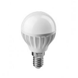 Лампа светодиодная 61 135 OLL-G45-8-230-6.5K-E14 ОНЛАЙТ