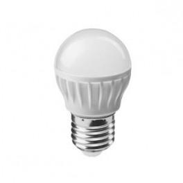 Лампа светодиодная 61 137 OLL-G45-8-230-6.5K-E27 ОНЛАЙТ