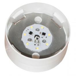 Светильник ДББ 03-007-401 LED 7Вт настенный/без стекла/корпус прямой 5000К 220В Элетех