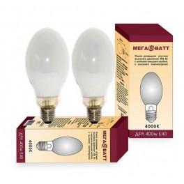 Лампа газоразрядная ртутная ДРЛ 400 E40 (15) МЕГАВАТТ