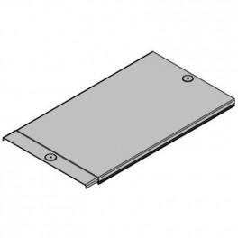 Крышка для лотка осн. 50 с заземл. L2000 (дл.2м) ДКС