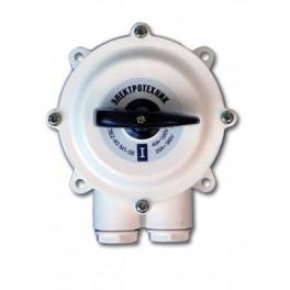 Выключатель пакетный ПВ2-40А в пл. корп. IP56 Электротехник