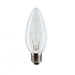 Лампа накаливания B35 CL E27 60Вт 1CT Philips / 872790085488600
