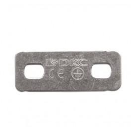 Пластина PTCE для заземления (медь) ДКС