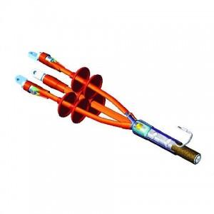 Муфта кабельная концевая наруж. установки 10кВ 3КНтп-10-25/50 с наконеч. Подольск