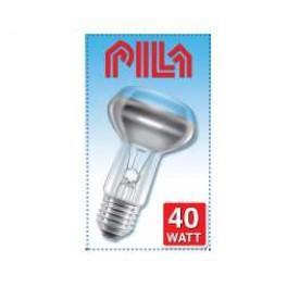 Лампа накаливания NR63 40Вт 230В E27 30DGR FR 1CT/30 Pila / 872790001846278