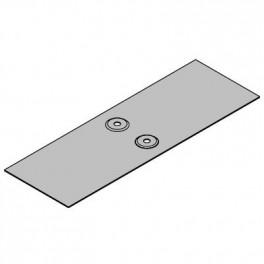 Накладка соединительная CGB для лотка осн. 400 ДКС