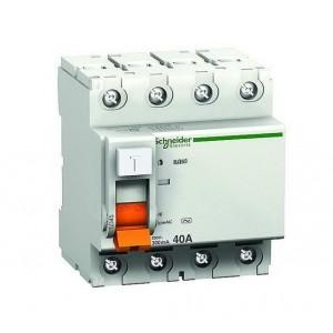 Выключатель диф. тока 4п 63А 30мА тип AC ВД63 Домовой SchE
