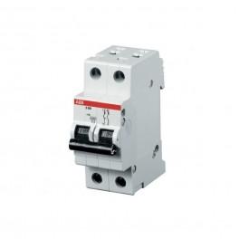 Выключатель авт. мод. 2п C 25А SH202L 4.5кА ABB