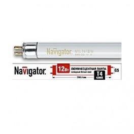 Лампа люминесцентная 94 102 NTL-T4-12-840-G5 Navigator