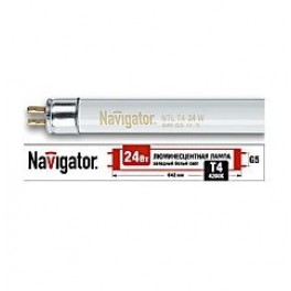 Лампа люминесцентная 94 105 NTL-T4-24-840-G5 Navigator